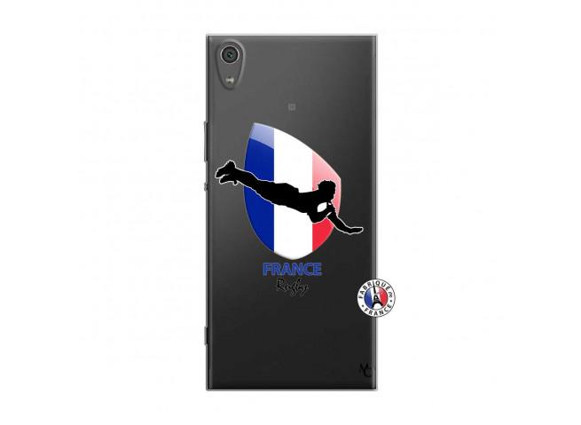 Coque Sony Xperia XA1 Ultra Coupe du Monde de Rugby-France