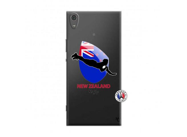Coque Sony Xperia XA1 Ultra Coupe du Monde Rugby- Nouvelle Zélande