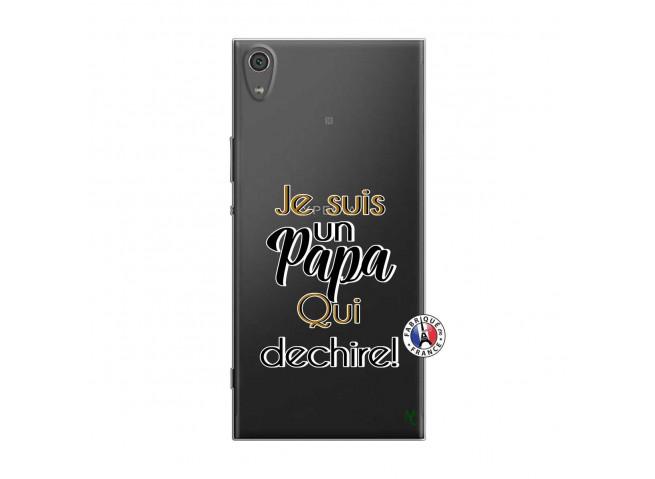Coque Sony Xperia XA1 Ultra Je Suis Un Papa Qui Dechire