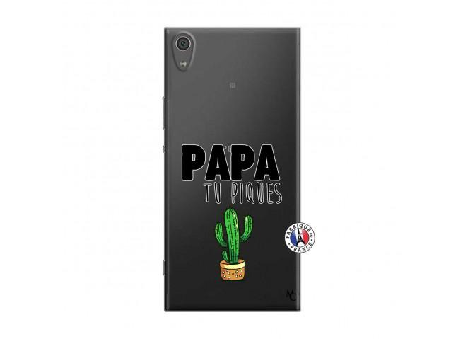 Coque Sony Xperia XA1 Ultra Papa Tu Piques