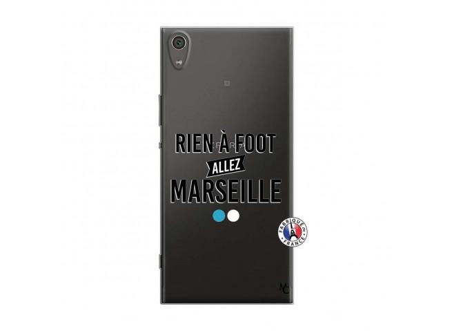 Coque Sony Xperia XA1 Ultra Rien A Foot Allez Marseille
