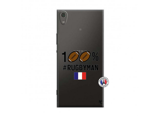 Coque Sony Xperia XA1 Ultra 100% Rugbyman