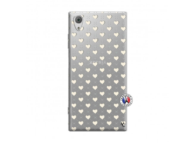 Coque Sony Xperia XA1 Little Hearts