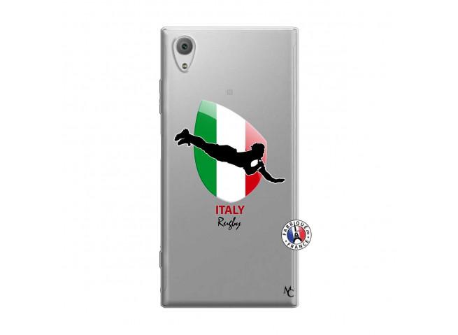 Coque Sony Xperia XA1 Coupe du Monde Rugby-Italy