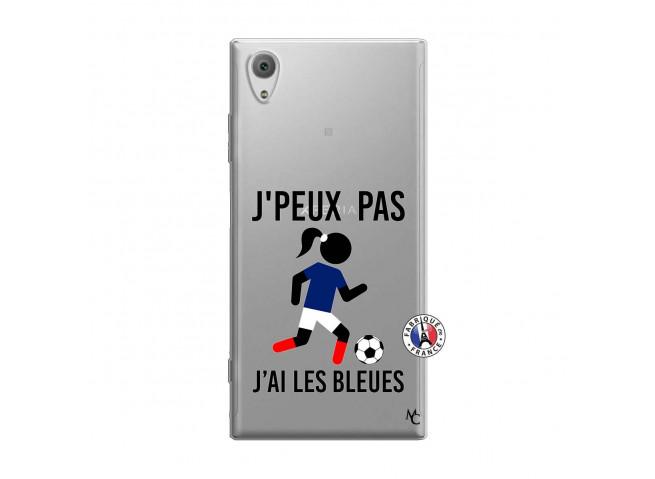 Coque Sony Xperia XA1 Je Peux Pas J Ai Les Bleues