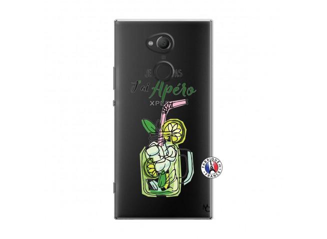 Coque Sony Xperia XA2 Ultra Je peux pas J'ai Apéro