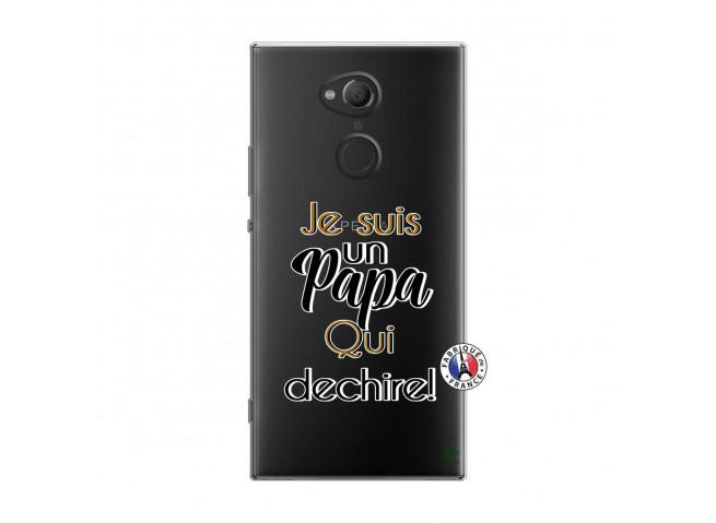 Coque Sony Xperia XA2 Ultra Je Suis Un Papa Qui Dechire