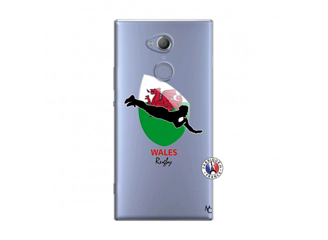 Coque Sony Xperia XA2 Coupe du Monde Rugby-Walles
