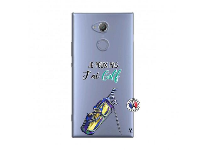 Coque Sony Xperia XA2 Je Peux Pas J Ai Golf