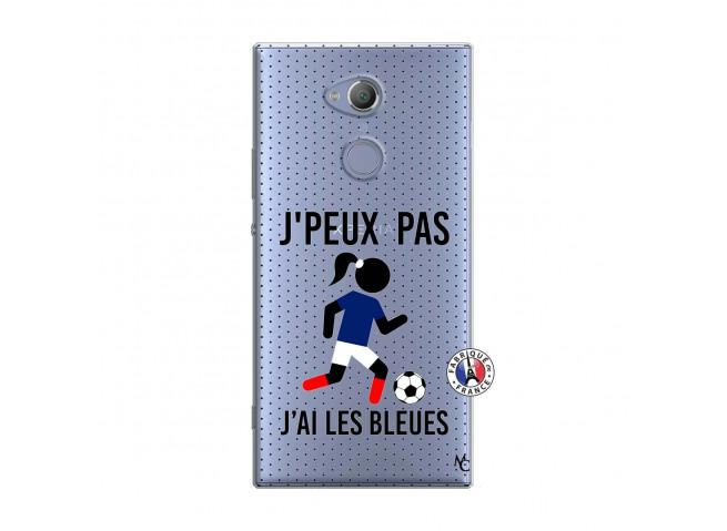 Coque Sony Xperia XA2 Je Peux Pas J Ai Les Bleues Maillot