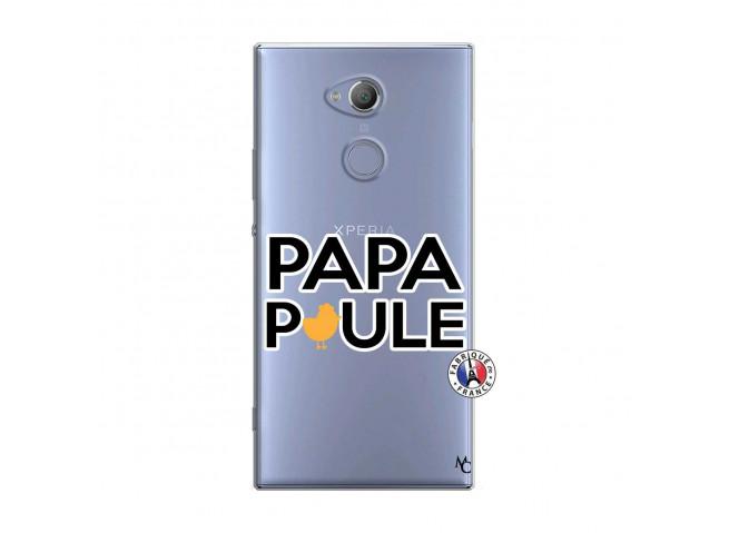 Coque Sony Xperia XA2 Papa Poule