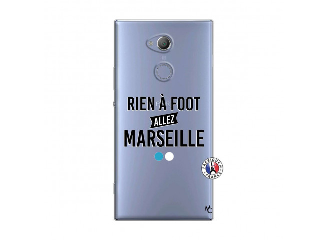 Coque Sony Xperia XA2 Rien A Foot Allez Marseille