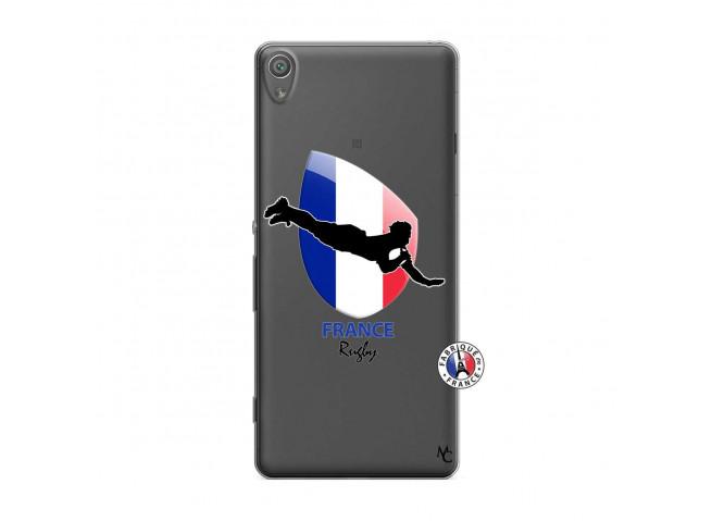 Coque Sony Xperia XA Coupe du Monde de Rugby-France