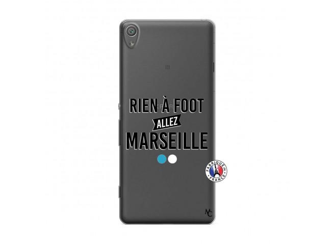 Coque Sony Xperia XA Rien A Foot Allez Marseille