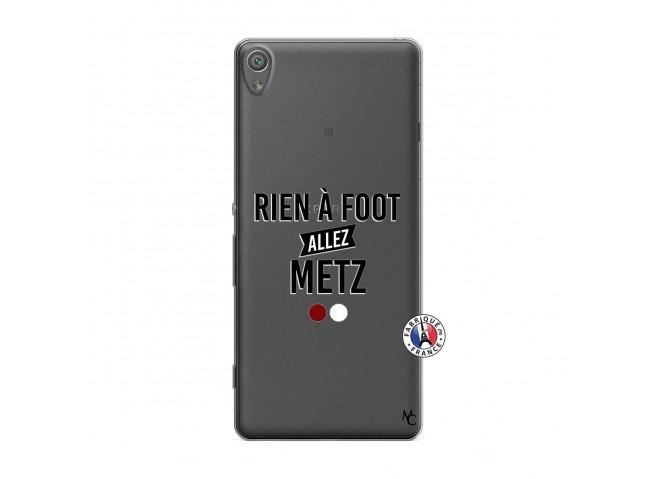 Coque Sony Xperia XA Rien A Foot Allez Metz