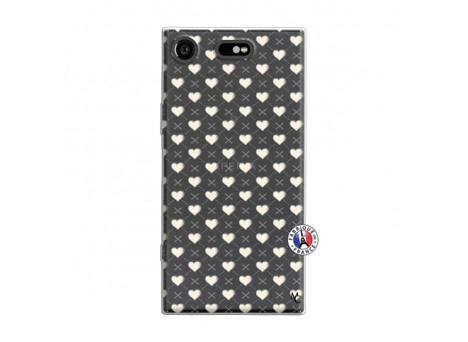Coque Sony Xperia XZ1 Little Hearts