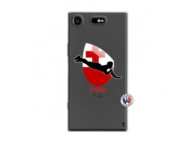 Coque Sony Xperia XZ1 Coupe du Monde Rugby-Tonga