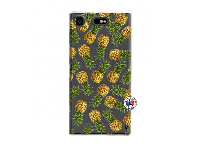 Coque Sony Xperia XZ1 Ananas Tasia