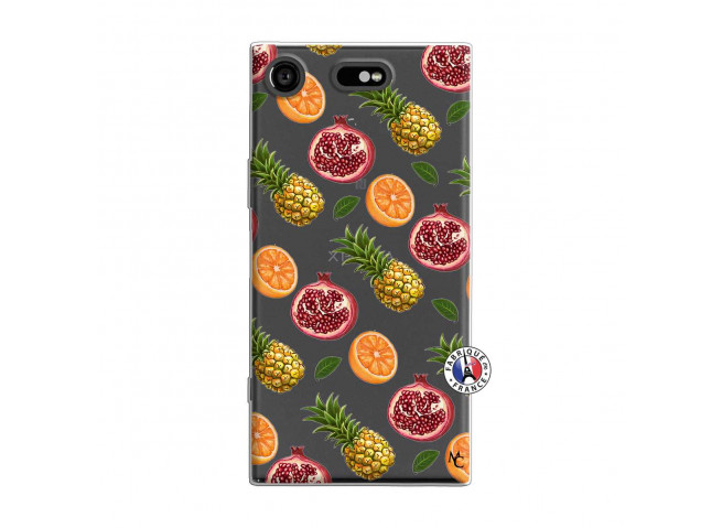 Coque Sony Xperia XZ1 Fruits de la Passion