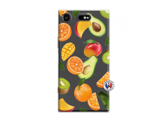 Coque Sony Xperia XZ1 Salade de Fruits