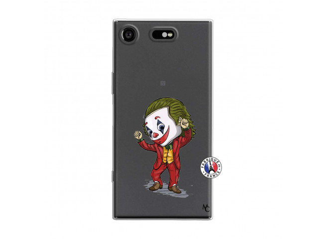 Coque Sony Xperia XZ1 Joker Dance