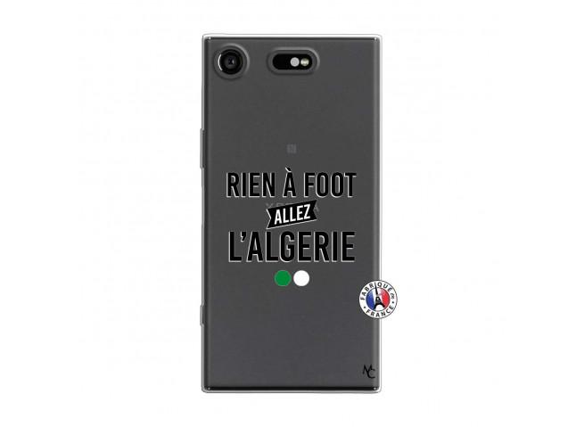 Coque Sony Xperia XZ1 Rien A Foot Allez L Algerie