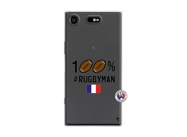 Coque Sony Xperia XZ1 100% Rugbyman