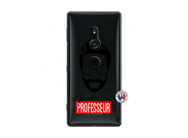 Coque Sony Xperia XZ2 Apelle Moi Professeur