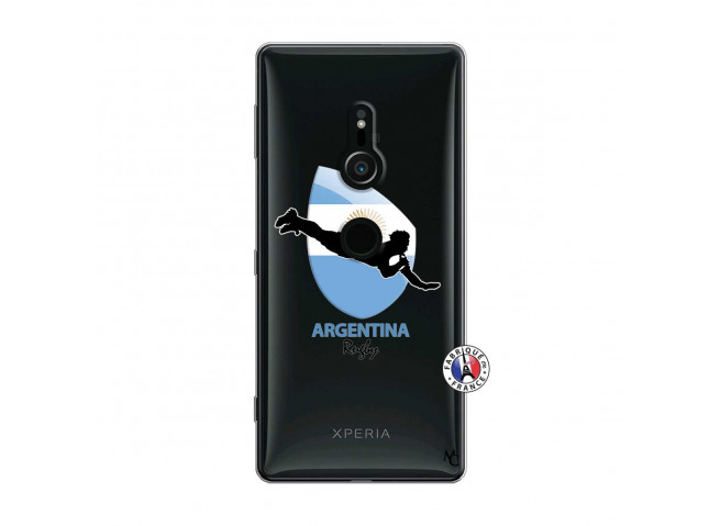 Coque Sony Xperia XZ2 Coupe du Monde Rugby-Argentina