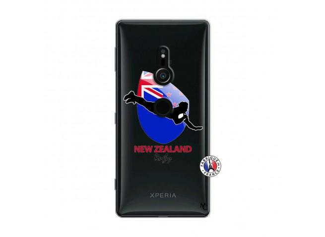 Coque Sony Xperia XZ2 Coupe du Monde Rugby- Nouvelle Zélande