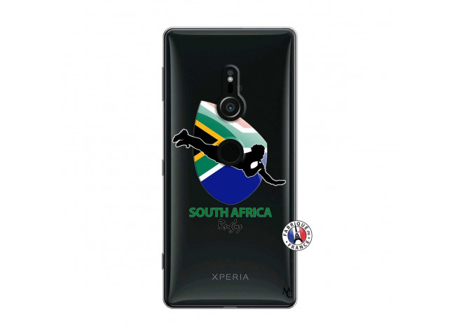 Coque Sony Xperia XZ2 Coupe du Monde Rugby-South Africa