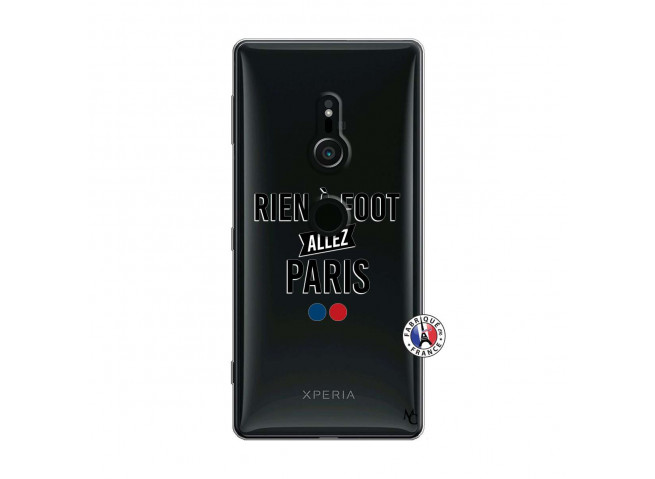 Coque Sony Xperia XZ2 Rien A Foot Allez Paris
