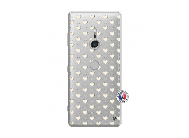 Coque Sony Xperia XZ3 Little Hearts