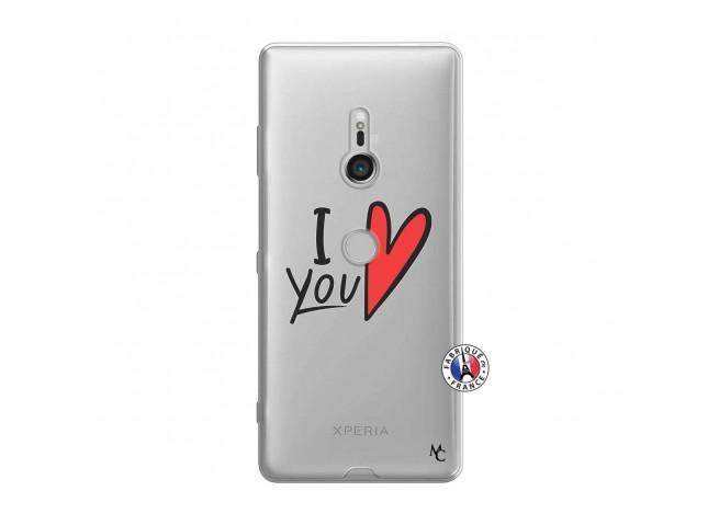 Coque Sony Xperia XZ3 I Love You