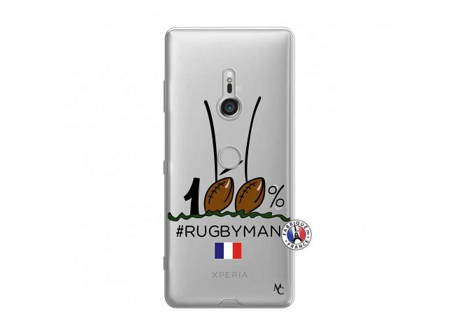 Coque Sony Xperia XZ3 100 % Rugbyman Entre les Poteaux