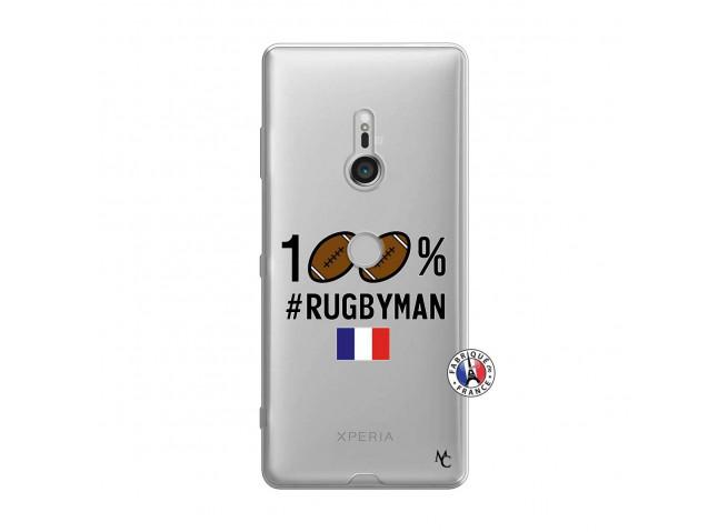 Coque Sony Xperia XZ3 100% Rugbyman