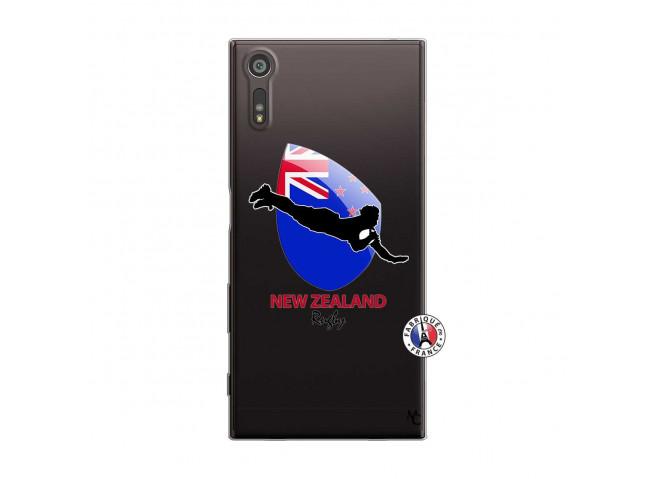 Coque Sony Xperia XZ Coupe du Monde Rugby- Nouvelle Zélande