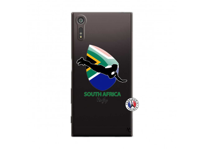 Coque Sony Xperia XZ Coupe du Monde Rugby-South Africa