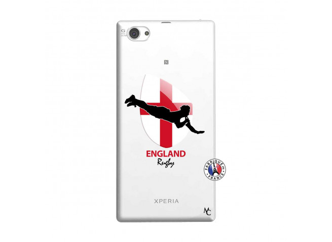 Coque Sony Xperia Z1 Compact Coupe du Monde Rugby-England