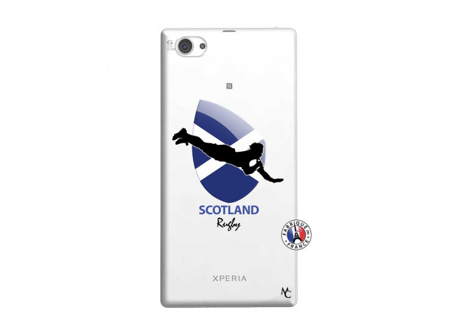 Coque Sony Xperia Z1 Compact Coupe du Monde Rugby-Scotland