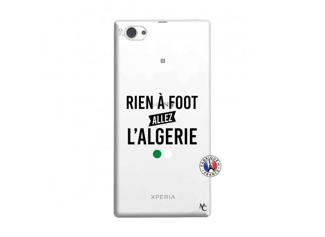 Coque Sony Xperia Z1 Compact Rien A Foot Allez L Algerie