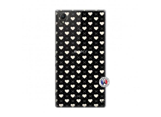 Coque Sony Xperia Z1 Little Hearts