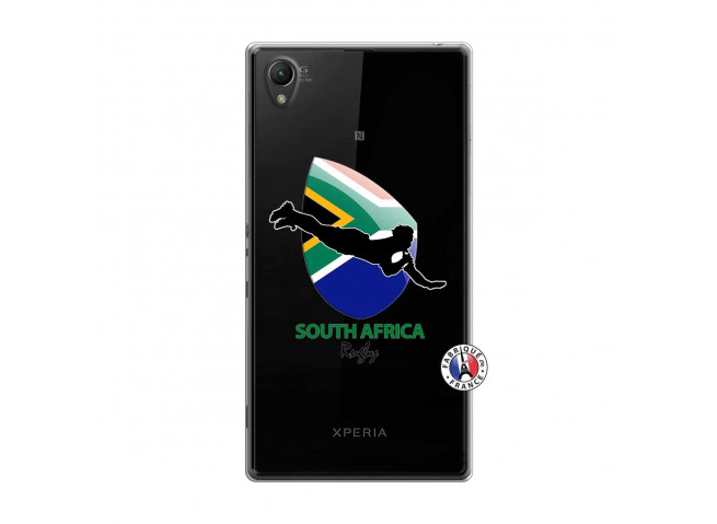 Coque Sony Xperia Z2 Coupe du Monde Rugby-South Africa