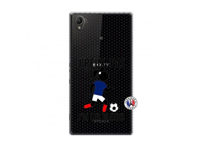 Coque Sony Xperia Z2 Je Peux Pas J Ai Les Bleues Maillot