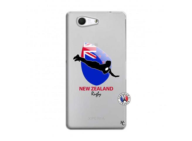 Coque Sony Xperia Z3 Compact Coupe du Monde Rugby- Nouvelle Zélande