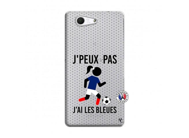 Coque Sony Xperia Z3 Compact Je Peux Pas J Ai Les Bleues Maillot
