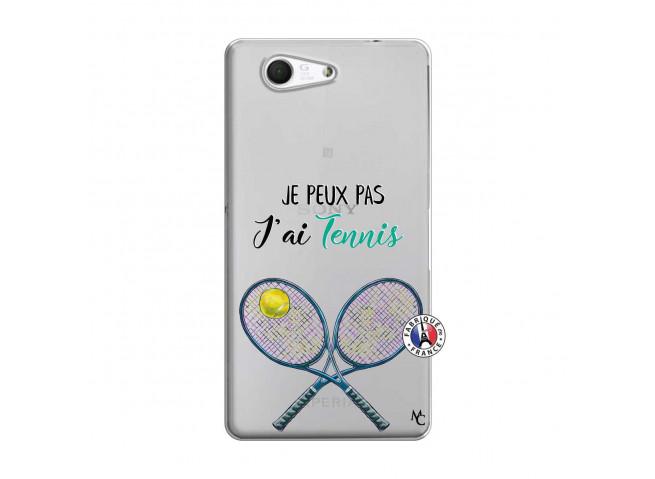 Coque Sony Xperia Z3 Compact Je Peux Pas J Ai Tennis
