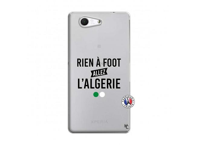 Coque Sony Xperia Z3 Compact Rien A Foot Allez L Algerie