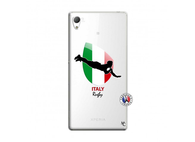 Coque Sony Xperia Z3 Coupe du Monde Rugby-Italy