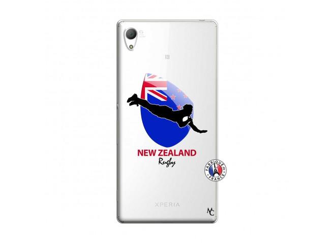 Coque Sony Xperia Z3 Coupe du Monde Rugby- Nouvelle Zélande